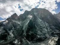 Polizei: Kaum Überlebenschance für Vermisste nach Schweizer Bergsturz