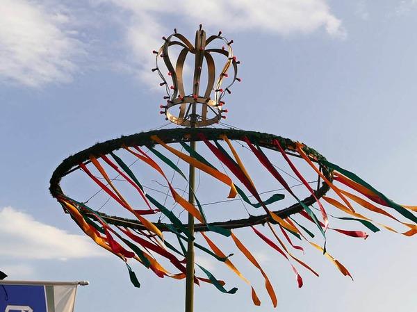 Von Freitag bis Sonntag ging das 50. Trottoirfest über die Bühne, mit Eröffnung, Fassanstich, Bands, Sparkassenempfang und Bewirtung