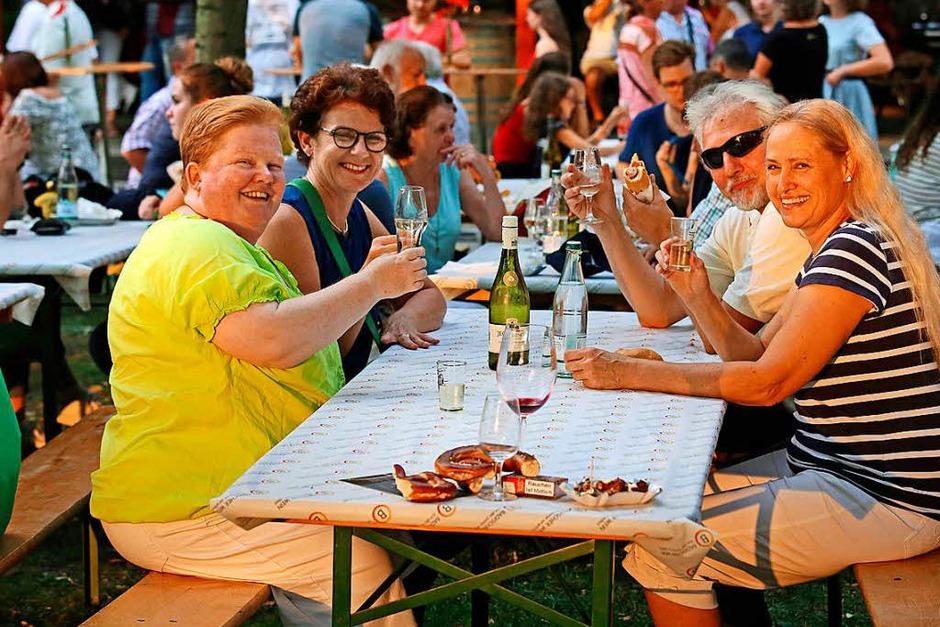Impressionen vom Breisacher Weinfest (Foto: Hans-Peter Ziesmer)