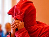 Mehr als zwei Jahre Haft für Flaschenwerfer
