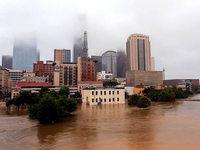 Wie ist der Sturm Harvey eigentlich entstanden?
