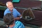 BZ-hautnah zu Gast in der Fischzucht Riegger in Ettenheim