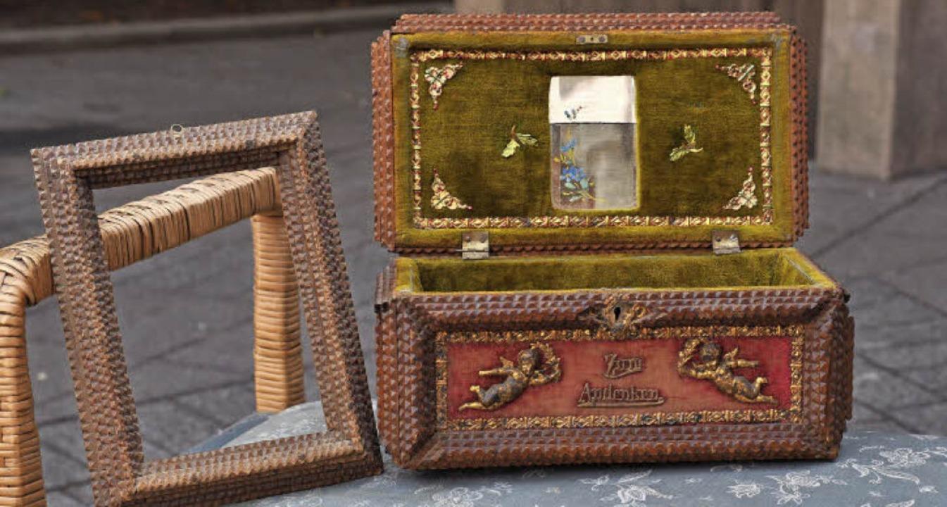 Schatullen aus dem Holz alter Zigarrenkisten - Ihringen - Badische ...