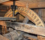 Einweihung der historischen Mühle mit Führung