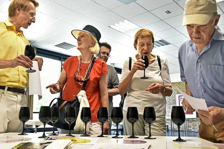 BZ-Ferienprogramm: Staatliches Weingut. (Foto: Michael Bamberger)