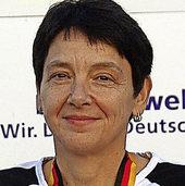 Sabine Brogle holt Bronze