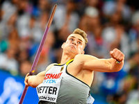 Speerwurf-Weltmeister Johannes Vetter über gute Winde und verrückte Tage