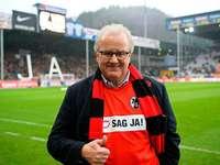 """Fritz Keller will beim Stadion-Neubau """"aufs Gas"""" treten"""