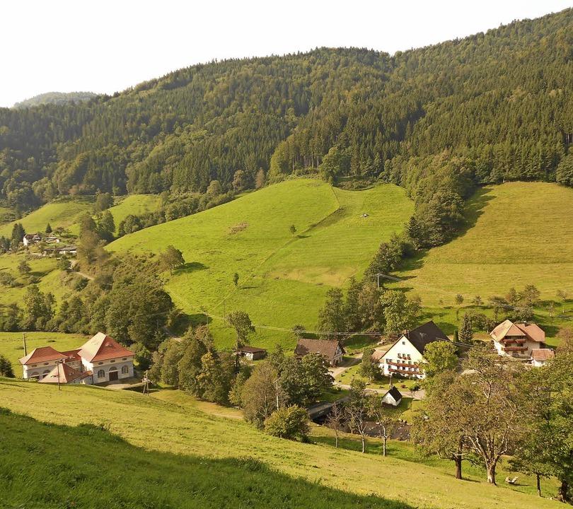 Landschaftlich schön gelegen im  obere...et  am Sonntag ein Familientag statt.   | Foto: Wehrle