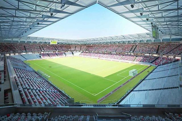 Fragen & Antworten zum neuen SC-Stadion