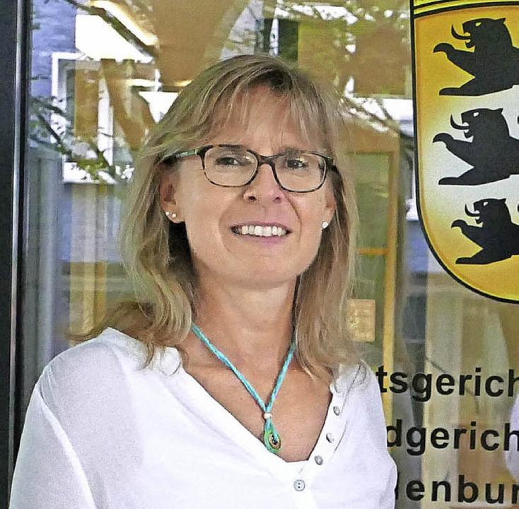 Dagmar Stumpe-Blasel    Foto: Ralf Burgmaier