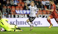 Nationalmannschaft gewinnt in der WM-Qualifikation gegen Tschechien mit 2:1