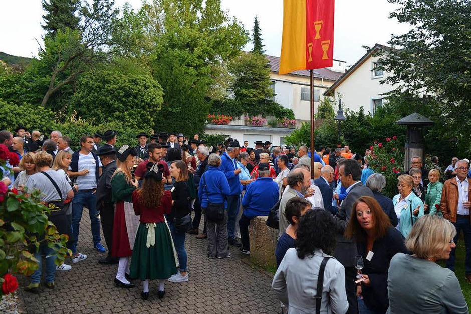 Eröffnung auf dem Rathausplatz (Foto: Nikola Vogt)