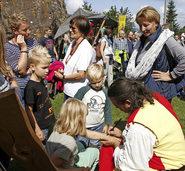 Burgfest auf der Geroldseck