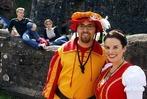 Fotos: Burgfest auf dem Schönberg
