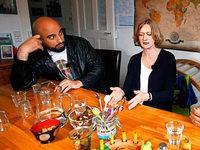 RTL II-Vorwahlsendung mit Kerstin Andreae