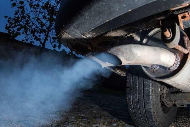 Sind die Kandidaten des Wahlkreises Lörrach-Müllheim für Dieselfahrverbote?