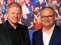 WM-Experten Kahn und Welke müssen zu Hause bleiben