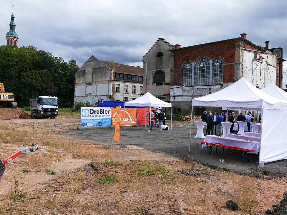 Bauunternehmen Offenburg 268 neue mietwohnungen entstehen auf dem spinnerei areal und bringen