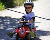 Rennstimmung für kleine Bobby- und Kettcar-Piloten
