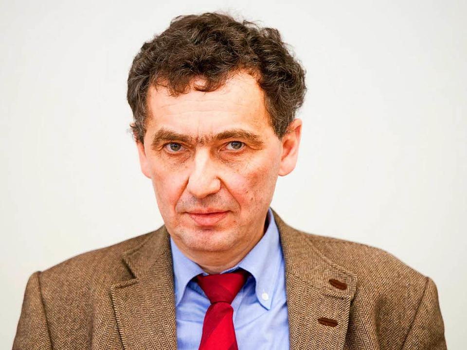 Der Freiburger Richter Thomas Schulte-...seiner Klage in Karlsruhe gescheitert.  | Foto: dpa