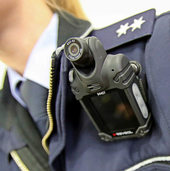 Polizisten in Baden-Württemberg erhalten Bodycams
