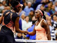 Sloane Stephens und Madison Keys stehen im US-Open-Finale