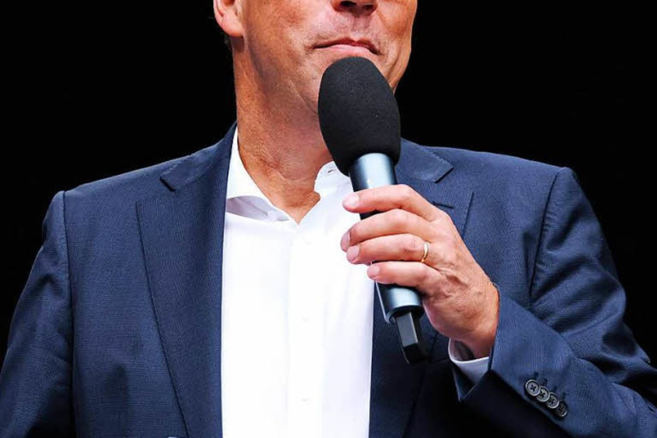 BZ-Chefredakteur Thomas Fricker (Foto: Miroslav Dakov)