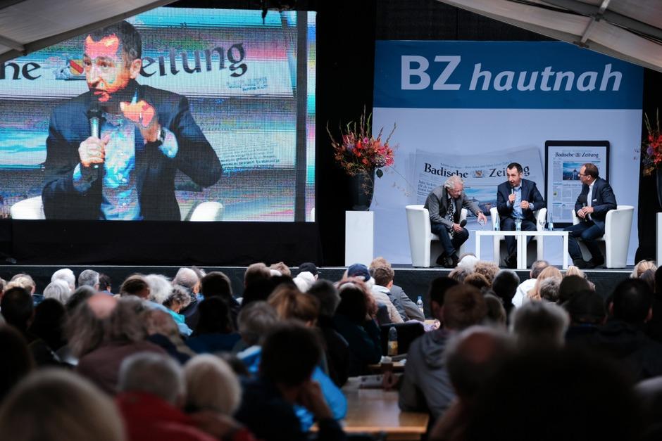 BZ-Wahlfest 2017 (Foto: Miroslav Dakov)