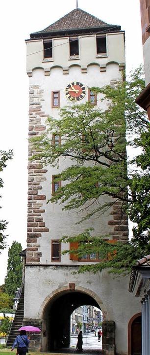 Das St. Johannstor steht heute als his...Zustandes ist sein Erhalt ungefährdet.  | Foto: Rolf Reißmann