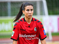 Die Frauen des SC Freiburg gewinnen 1:0 gegen FC Bayern