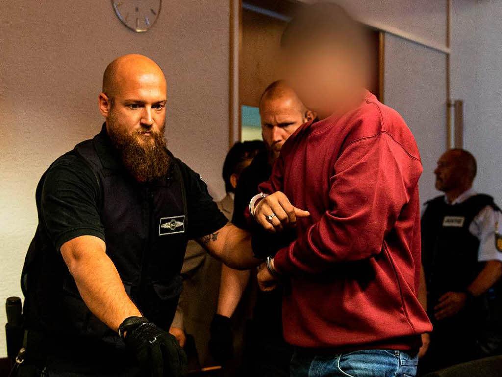 Hussein K. gesteht Mord und entschuldigt sich bei Marias Eltern
