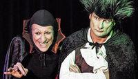 Faust als Komödie im Cala-Theater