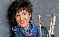 Flötistin Isabelle Bodenseh Trio im Lörracher Jazztone