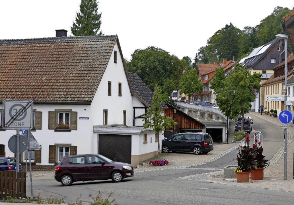 Wie gestaltet sich künftig die Verkehr... der Brunnen- in die Spiegelstraße ab.  | Foto: Stefan Limberger-Andris