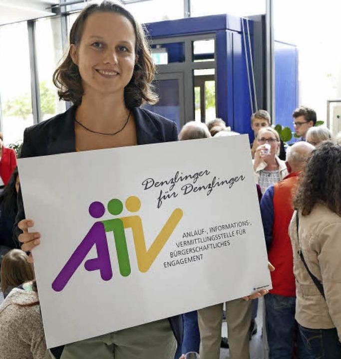 Neues Logo, neuer Arbeitsplatz, neue A...e die Ehrenamtsausstellung im Rathaus     Foto: Max Schuler