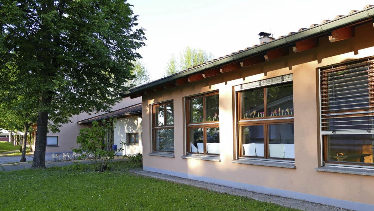 Statt  die Heizung  in der Grundschule...rk könnte weitere Gebäude  versorgen.   | Foto: Langelott
