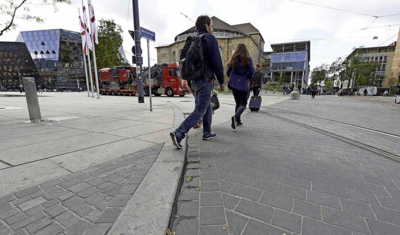 Die will die Stadt unter anderem in de...st im Rathaus bisher nicht vorgesehen.  | Foto: Ingo Schneider