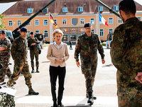 Die Bundeswehr investiert in Müllheim und in Donaueschingen