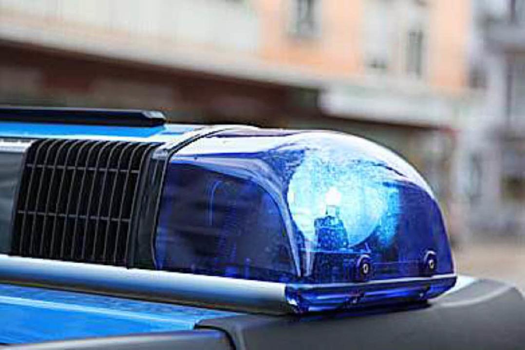 Die Polizei sucht nach einem Radfahrer...einlich an einem Unfall beteiligt war.