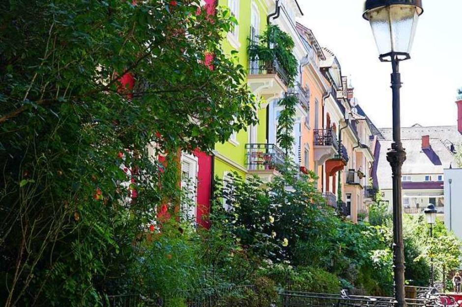 Kunterbunt und einfach großartig (Freiburg) (Foto: Stefan Voigt)