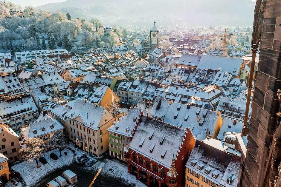 Freiburger Wintermärchen (Freiburg) (Foto: Daniel Hersperger)
