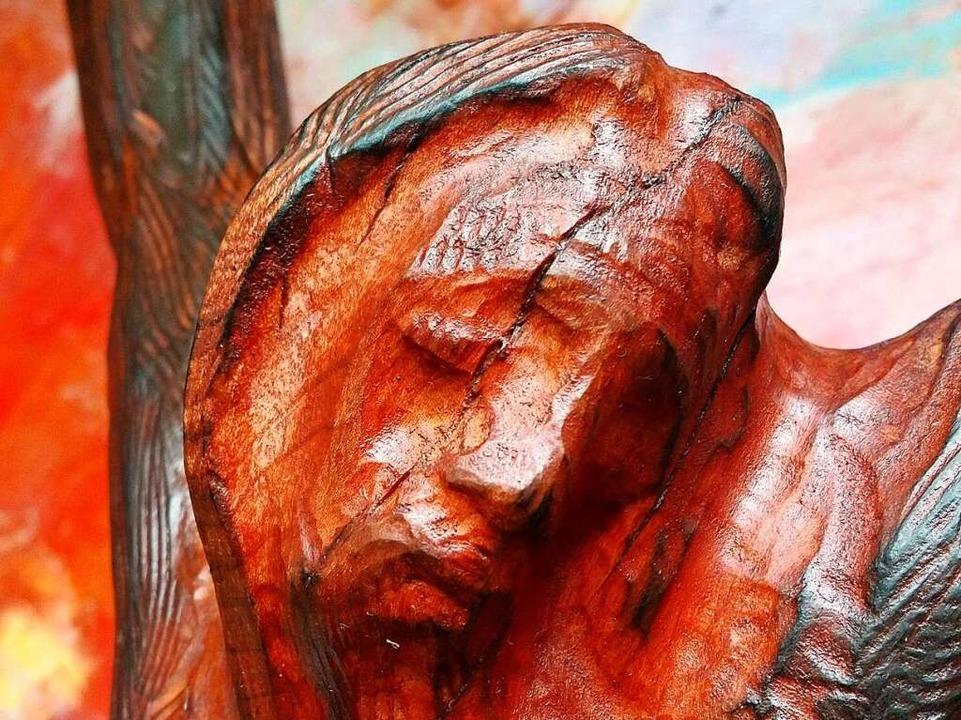 Eine seiner Statuen  | Foto: privat