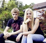 Oh Yeah Galaxie und die Geschwister Max & Jule im Offenburger Kik