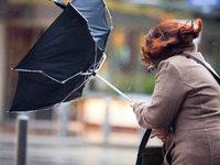 Wetterdienst warnt vor Dauerregen und Überschwemmungen