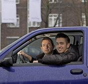Fahren unter Aufsicht
