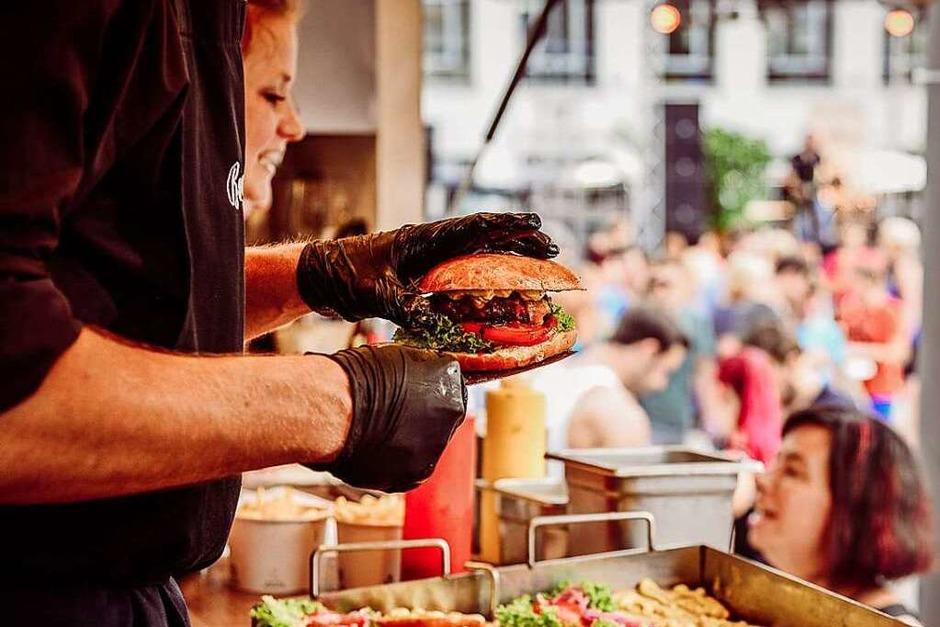 Burger Marie (Offenburg) (Foto: Kevin Zurlinden)