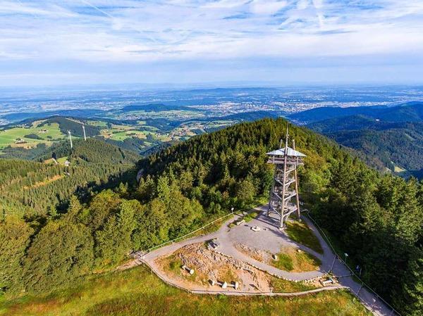 Lebenswertes Freiburg, Naherholung am Schauinsland und Energie vom Hausberg (Schauinsland)