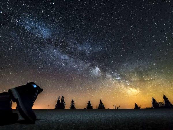 Wanderung unter den Sternen (Kandel)