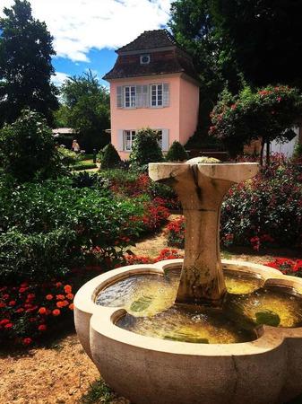 Sommer im Barockgarten (Ettenheim)